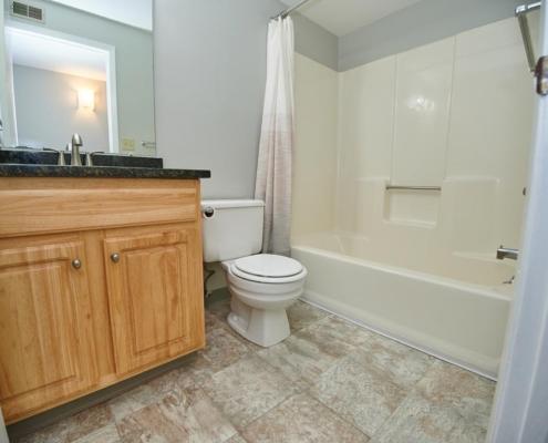 St. Clair Woods Bathroom Detail